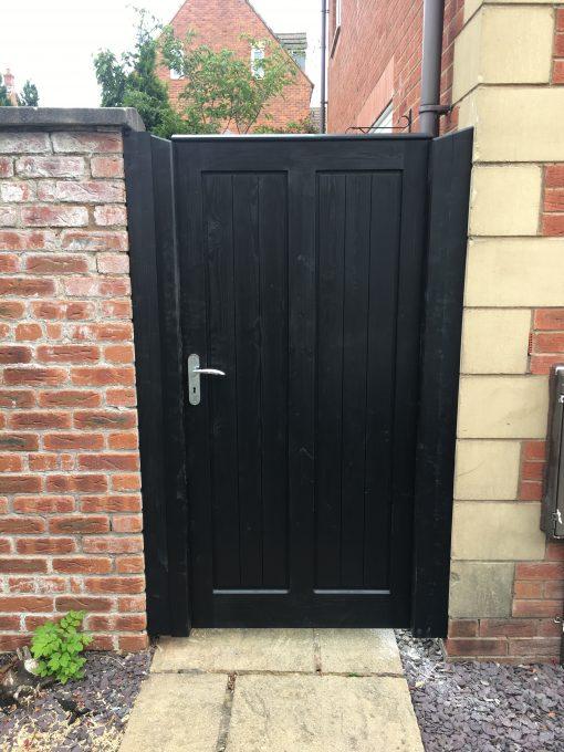 Luxury Side Gate