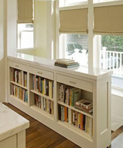 Balcony Bookcase