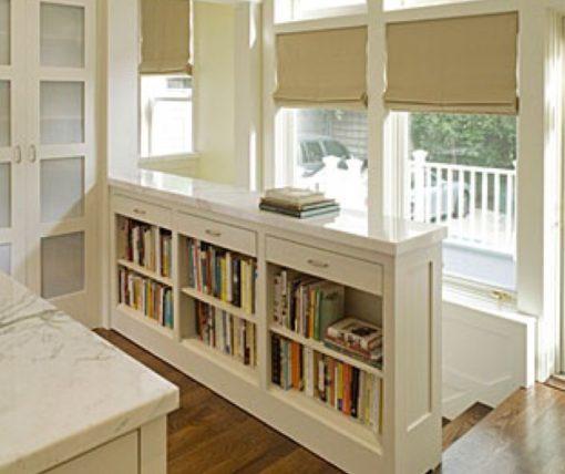 Balcony Bookcase