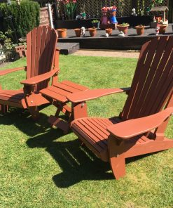 Adirondack Garden Chair Set